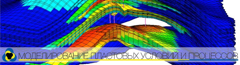 """Моделирование пластовых условий и процессов ООО """"НТЦ Геотехнокин"""" ГТК"""